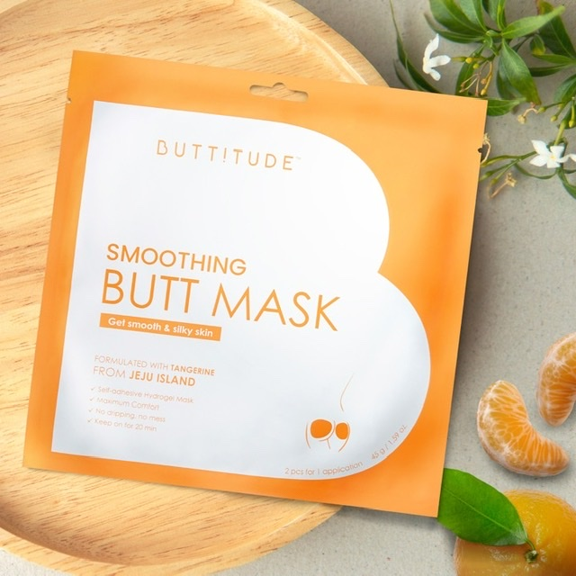 GET CHEEKY WITH BUTTITUDE MASKS SHEETS