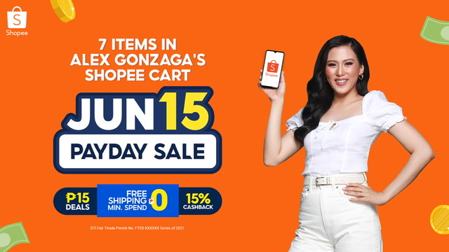 Seven Alex Gonzaga-Approved Items to Check Out this Akinse Shopee