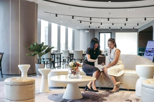 THE EXECUTIVE CENTRE OFFICIALLY OPENS FLAGSHIP CENTRE IN THE PHILIPPINES TO EMPOWER TODAY'S HYBRID WORKERS