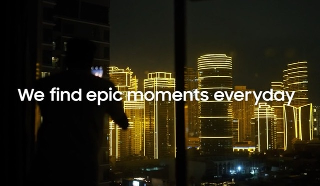 """#FindEpic moments with Galaxy and get a chance to win a Galaxy S21 Ultra 5G or a Samsung 55"""" The Serif TV"""