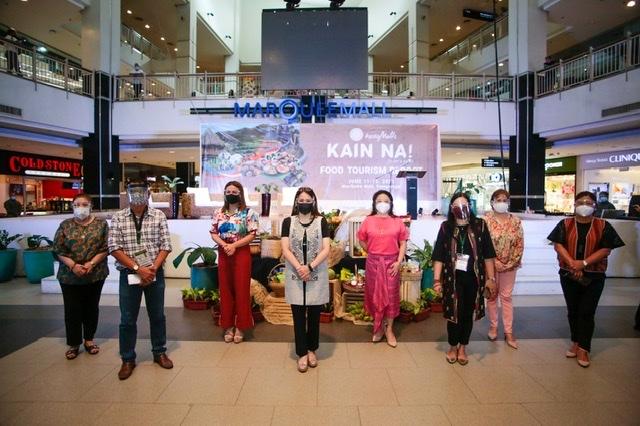 AYALA MALLS SPOTLIGHTS HOMEGROWN DELICACIES AT KAIN NA! FOOD AND TRAVEL FESTIVAL