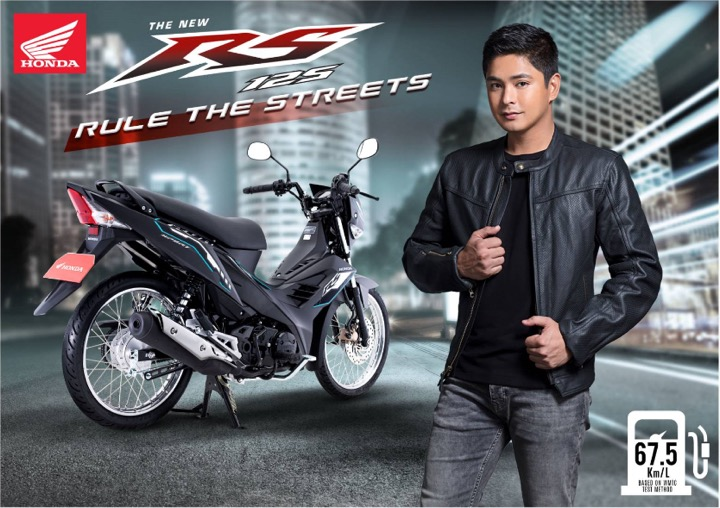 Turn yourriding experienceinto a fun, thrilling journey with The New RS125!