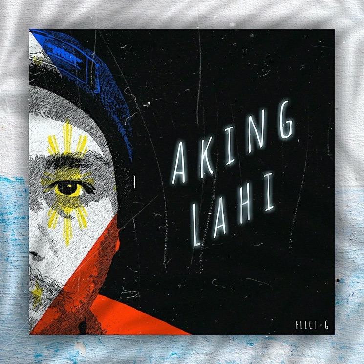 "Filipino rapper Flict G releases music video of inspiring hip-hop anthem ""Aking Lahi"""