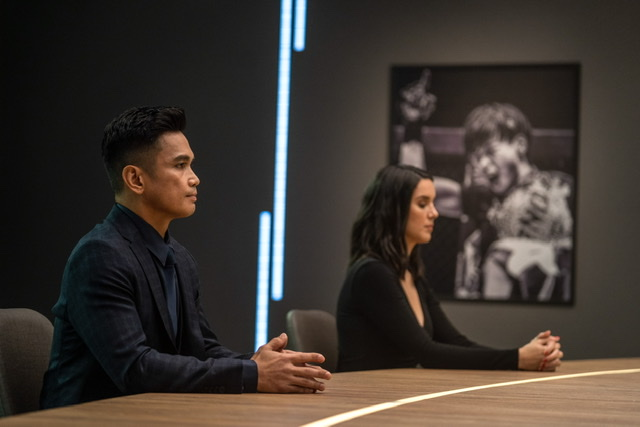 Who Will Be 'The ONE?': Meet the Final Two Candidates on 'The Apprentice: ONE Championship Edition'