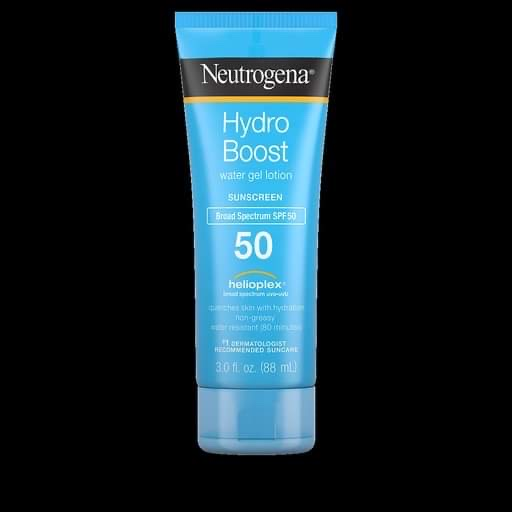 Quench your skin's thirst this summer with Neutrogena Hydro Boost