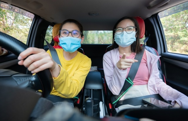 Top tips for a safe road trip