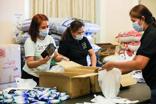 Clorox PH's Safer Today Program joins VP Robredo's Office in providing COVID-19 care kits to communities