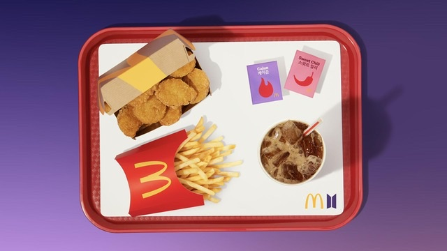 McDonald's Philippines Officially Launches the Much-Awaited BTS Meal
