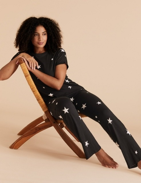 Enjoy comfortable nights with Marks & Spencer's Cotton Rich Sleepwear