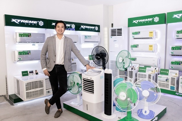 Richard Lim aims every Filipino to have XTREME Appliances at home
