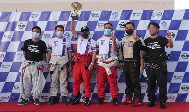 Petron Blaze Racing Team Wins 12-hour Endurance Cup Attests to Winning Combination of Petron Fuels and Lubricants