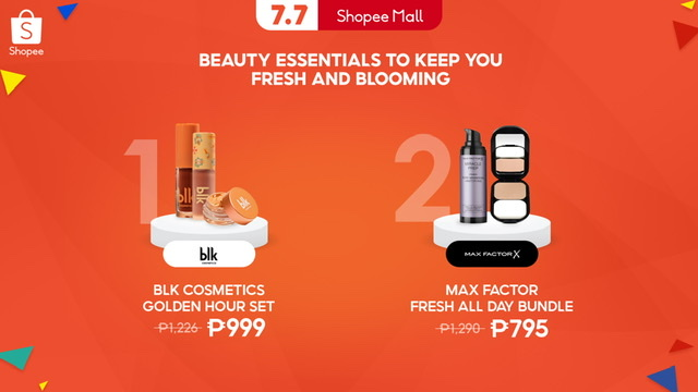 7 Items You can Get to Make the Rest of 2021 Yours at Shopee's 7.7 Mid-Year Sale