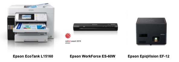 Epson's Range of Sustainable Products: What Your Business Needs in the 'New Normal'