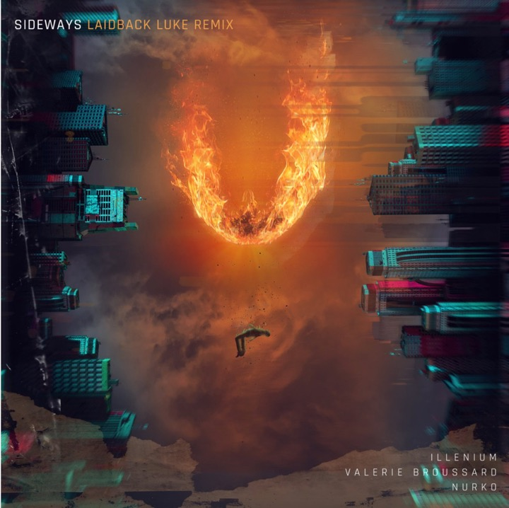 PLATINUM CROSSOVER ELECTRONIC ARTIST AND PRODUCER/DJ ILLENIUM DROPS 'SIDEWAYS' (LAIDBACK LUKE REMIX) WITH VALERIE BROUSSARD AND NURKO