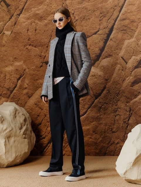 BOSS EDITORIAL COLLECTION, FALL/WINTER 2021 THE FUTURE IS NOW