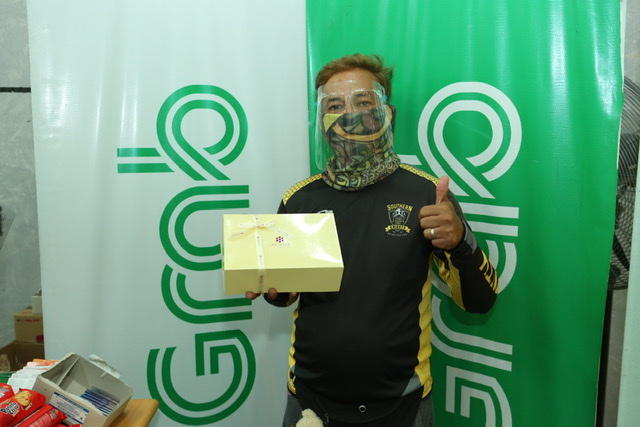 Okada Manila teams up with GrabFood for essential workers' Father's Day Treats