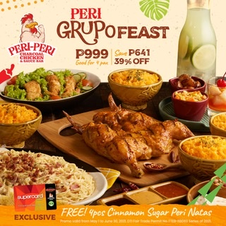 A Satisfying Adventure for your Taste Buds at Peri-Peri Charcoal Chicken & Grill