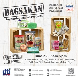 DTI holds 8th Grand Bagsakan together with Mayani on June 25