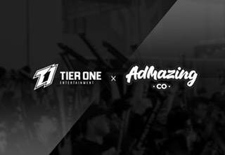 Tier One Entertainment Inks Partnership Deal with Admazing Co. to launch its in-game advertising service