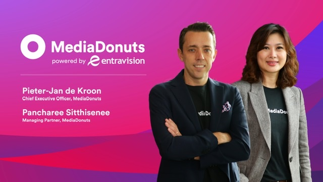 A new chapter begins for MediaDonuts, Southeast Asia's leading digital advertising technology company