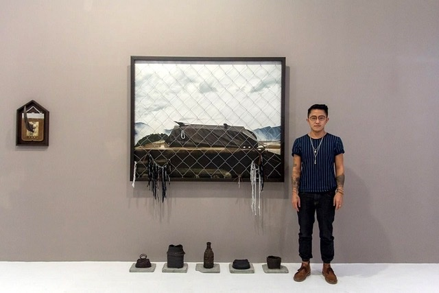 Rocky Cajigan is the Third Winner of the 2020 Portfolio Art Award; Receives P300,000.