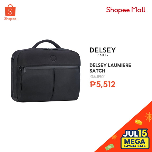 Pro Tips for Fresh Grads: Spend Your First Paycheck on these Work Must-Haves at Shopee 7.15 Mega Payday Sale