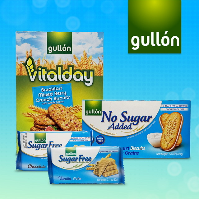 Smart Snacking with Gullón