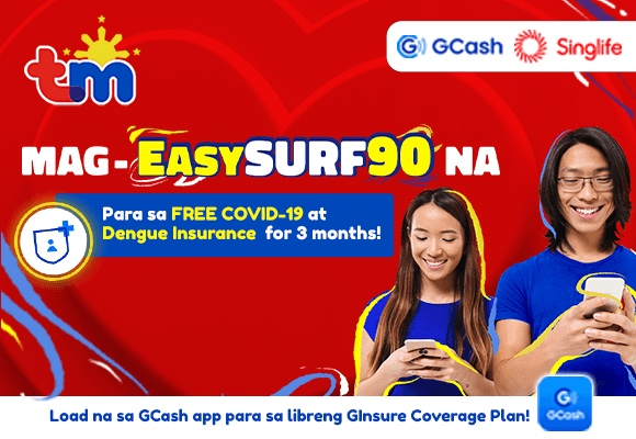 Globe customers get free Covid-19 protection, insurance