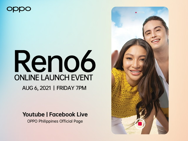 Get Ready To Flaunt Your Emotions in Portrait For the Arrival of Reno6 Series on August 6