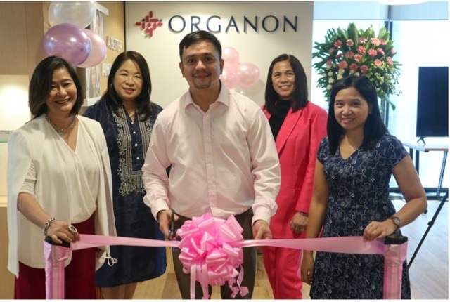 Organon is (finally) here for her health