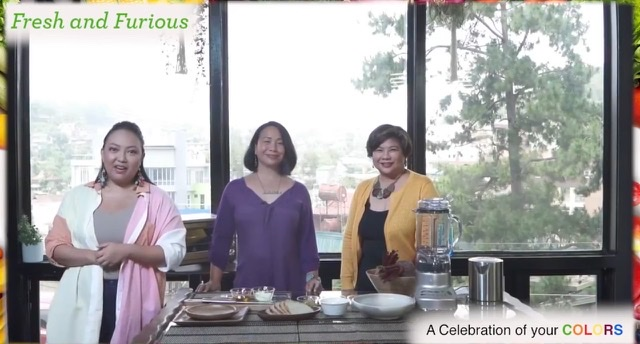 Fresh Ideas, Furious Inspiration: Breville Philippines Inspires Home Cooks to Add Color to Their Recipes with Newest Blender