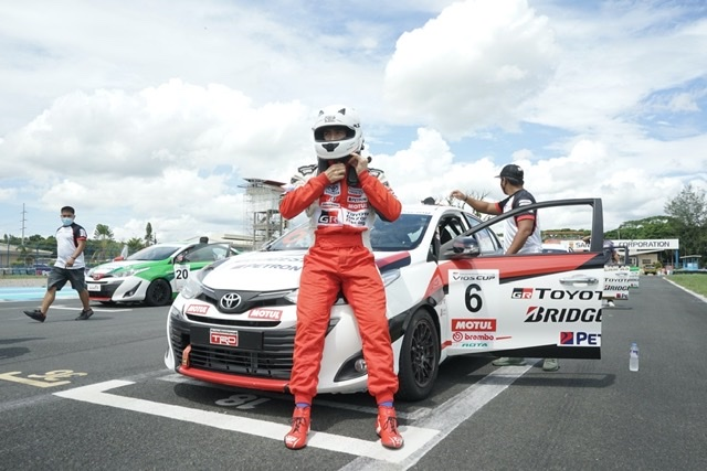 TOYOTA GAZOO Racing Vios Cup launches the 2021 season with an action packed race weekend