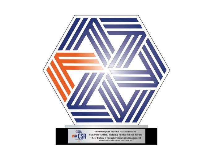 Sun Life Foundation's Sun Pera-Aralan Wins in CSR Guild Awards