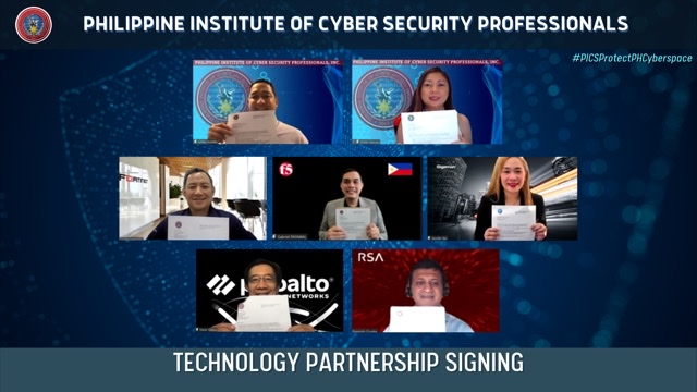 PICSPro partners with world-leading cybersecurity firms in training, capacity building efforts