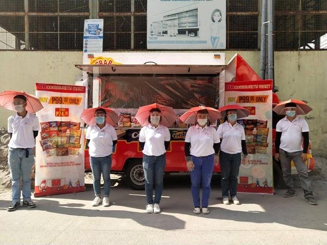 URCommunity Mart 2021 brings popular snacks closer to households
