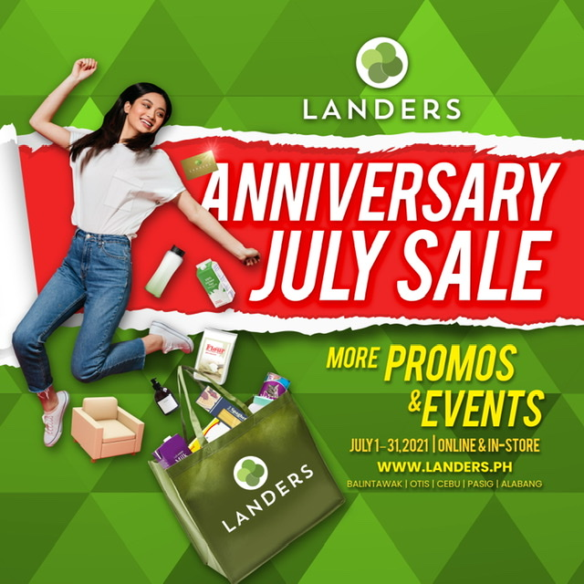 Landers Superstore extends 5th anniversary offers