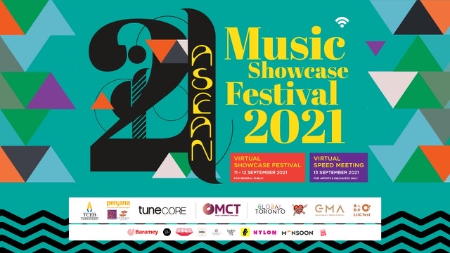 ASEAN Music Showcase Festival 2021 adds two more countries, heads 3-day virtual event this September