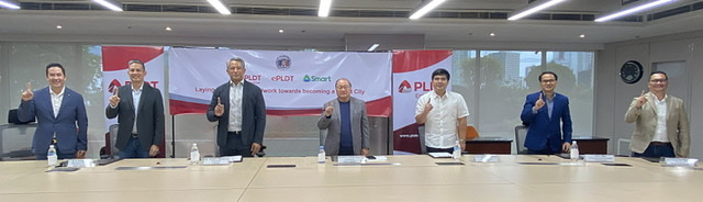 PLDT, SmartaidCavite towards becomingthe first province wide 'Smart City'