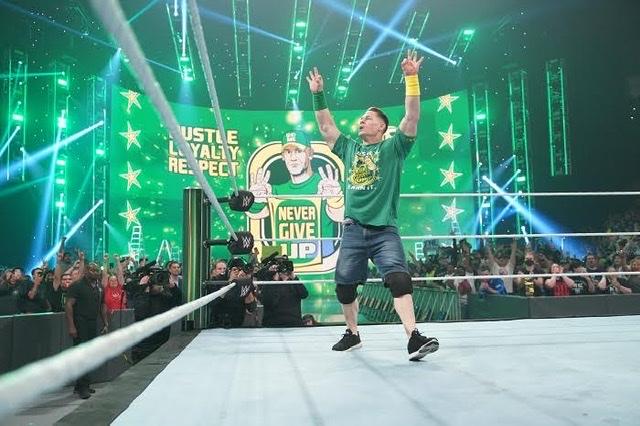 John Cena Makes Long-Awaited Return at Money in the Bank