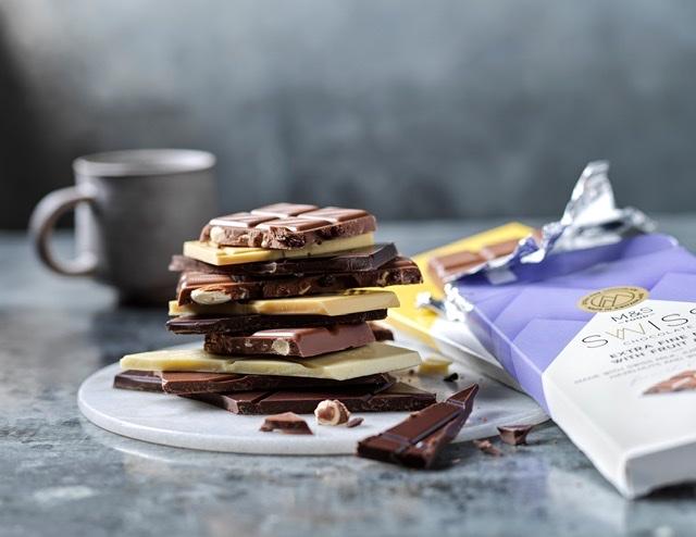 Indulge in M&S Swiss Chocolates this World Chocolate Day