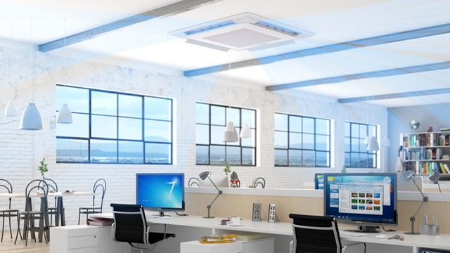 SAMSUNG HVAC System Helps Create Safer and More Comfortable Indoor Environment with their Air Quality Solutions