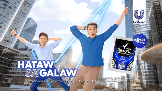 Luis Manzano and Alex Gonzaga show you how to get Hataw-Sa Galaw-level confidence