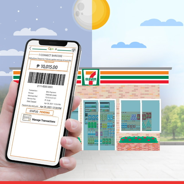 PSBank customers can now pay their loans via ECPay and 7-Eleven