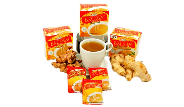 Make boosting your immunity a daily routine with Sanlo Premium Salabat