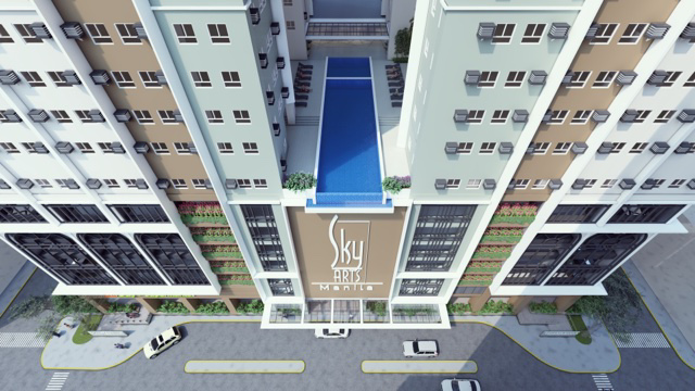 Vista Residences' Sky Arts Manila: City living with the best sunset view