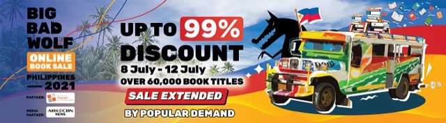 THE BIG BAD WOLF BOOKS ONLINE SALE IS EXTENDED DUE TO POPULAR DEMAND