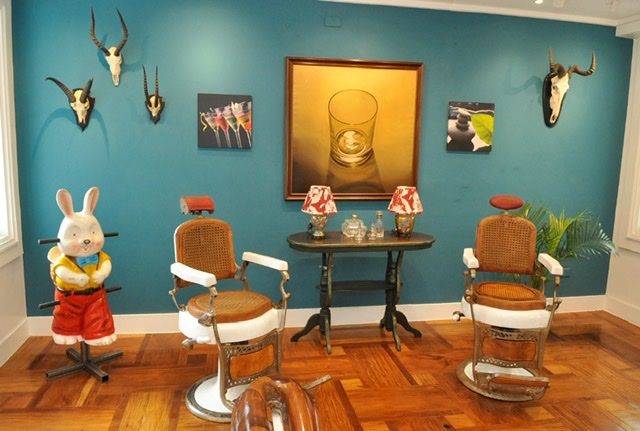 Evocative paintings,iconic furniture, and more at the Tercero auction