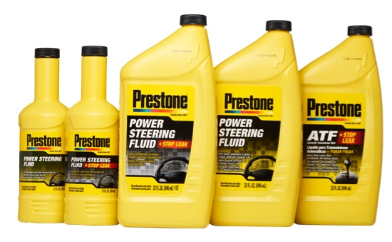 Ensuring a smooth journey with Prestone's New Auto Transmission, Power Steering Fluids