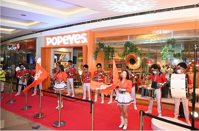 Popeyes Philippines opens 15th restaurant at SM North City Edsa
