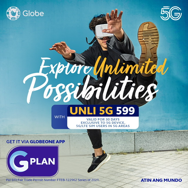 5G to reach more Globe, TM customers with new and affordable 5G promos and devices